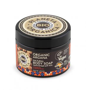 """PO"" Organic argana Мыло-бельди для тела, 300 мл"