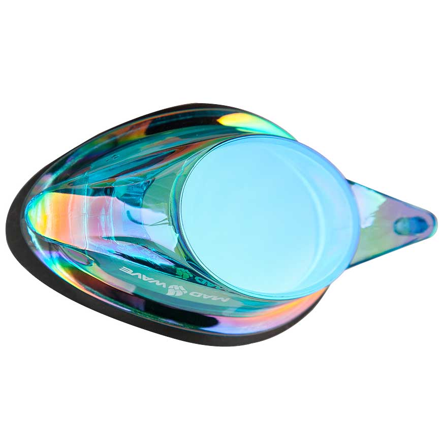 Линза правая для Mad Wave Streamline Optical Rainbow радужная