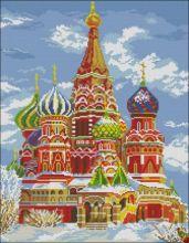 Феникс. Храм Василия Блаженного. А-2 (набор 2650 рублей)