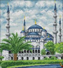 "Феникс. Мечеть ""Султан-Ахмет-Джани"". А-3 (набор 2250 рублей)"