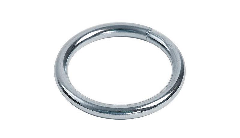 Кольцо шторное диаметром 60 мм  -  100 шт (Арт: 27.60)