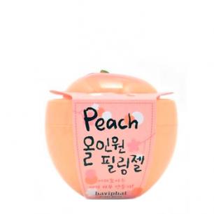 """""""БХ"""" Urban Dollkiss Peach All-in-one Peeling gel Гель-скатка персиковая Все-в-одно 100гр"""