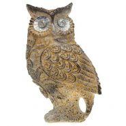 Фигурка декоративная Сова, 7,2х6х12 см (арт. 232968)
