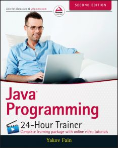 Java Programming. 24-Hour Trainer