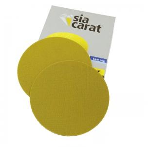 Sia 7240 Siacarat velvet Абразивный диск без отверстия, 150мм., P2000, (упаковка 2 шт.)