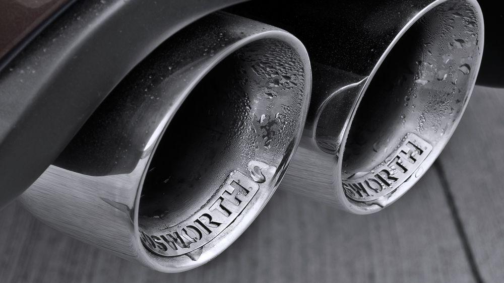 Система выхлопа (Range Rover Vogue 2009-2012 4.4L DIESEL)
