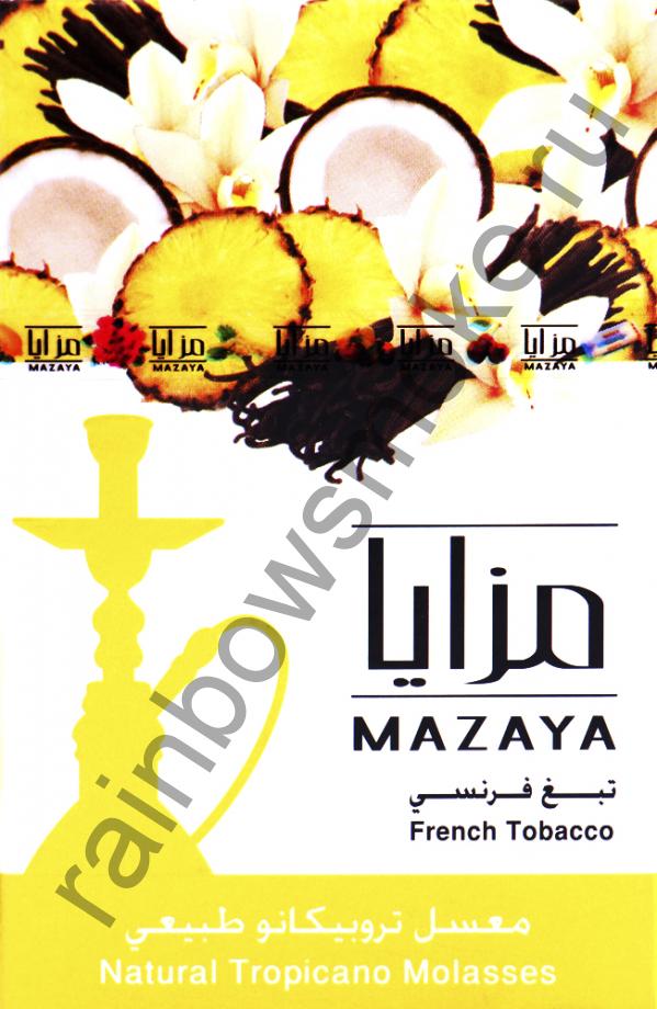 Mazaya 1 кг - Tropicano (Тропические фрукты с кокосом)