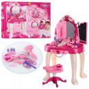 008-18 трюмо для девочки со стульчиком