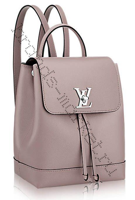 Рюкзак Louis Vuitton Lockme Backpack мастика