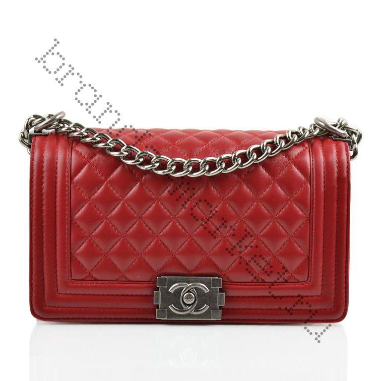 Chanel Boy 95519 (кожа)