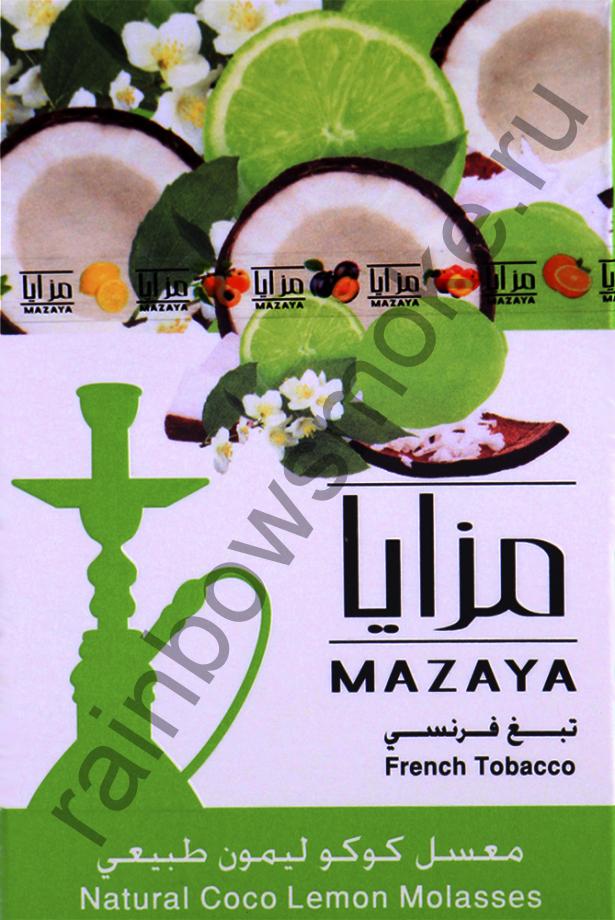 Mazaya 1 кг - Coco Lemon (Лимон с Кокосом)