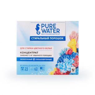 """""""Ми&Ко"""" Стиральный порошок для цветного белья Pure Water 800 г"""