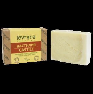 """""""Леврана"""" Натуральное мыло ручной работы Кастилия, 100гр"""