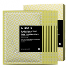 Маска листовая для лица MIZON Vital-Up Time Mask