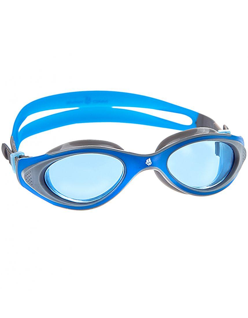 Очки для плавания тренировочные Mad Wave Automatic Junior Flame