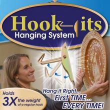 Настенные крепления-крючки Hook Its Hanging System