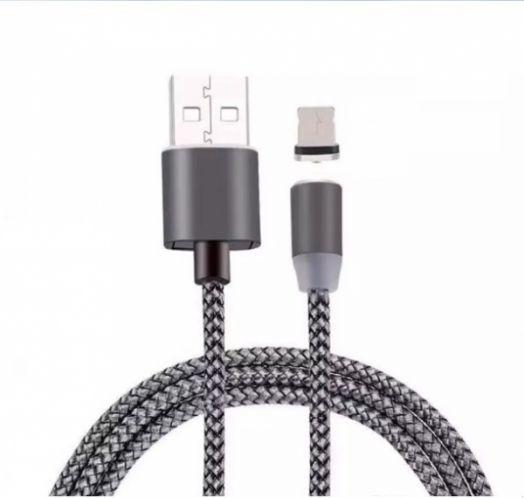 Кабель USB 2А магнитный Орбита MG-81 (iPhone5/6/7) 1м