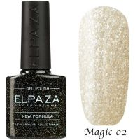 Elpaza гель-лак Magic 002, 10 ml