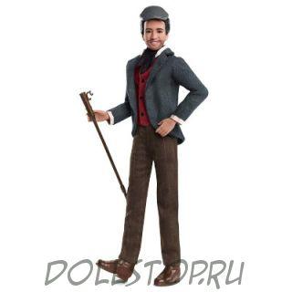 "Коллекционная кукла  ""Мэри Поппинс приезжает"" Джек-фонарщик  - Disney Mary Poppins Returns Jack the Lamplighter Doll"