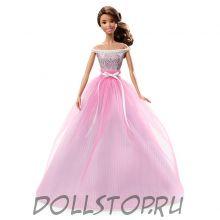 """Коллекционная кукла Барби """"Пожелание ко Дню Рождения"""" 2018 - Birthday Wishes Barbie Doll 2018"""