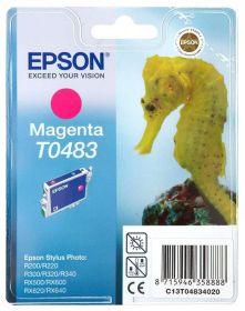 Картридж Epson C13T04834010 T0483
