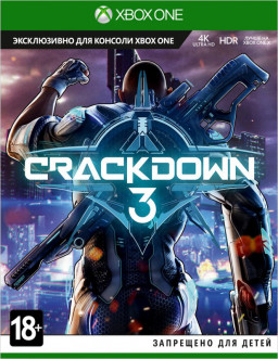 Игра Crackdown 3 (Xbox One)