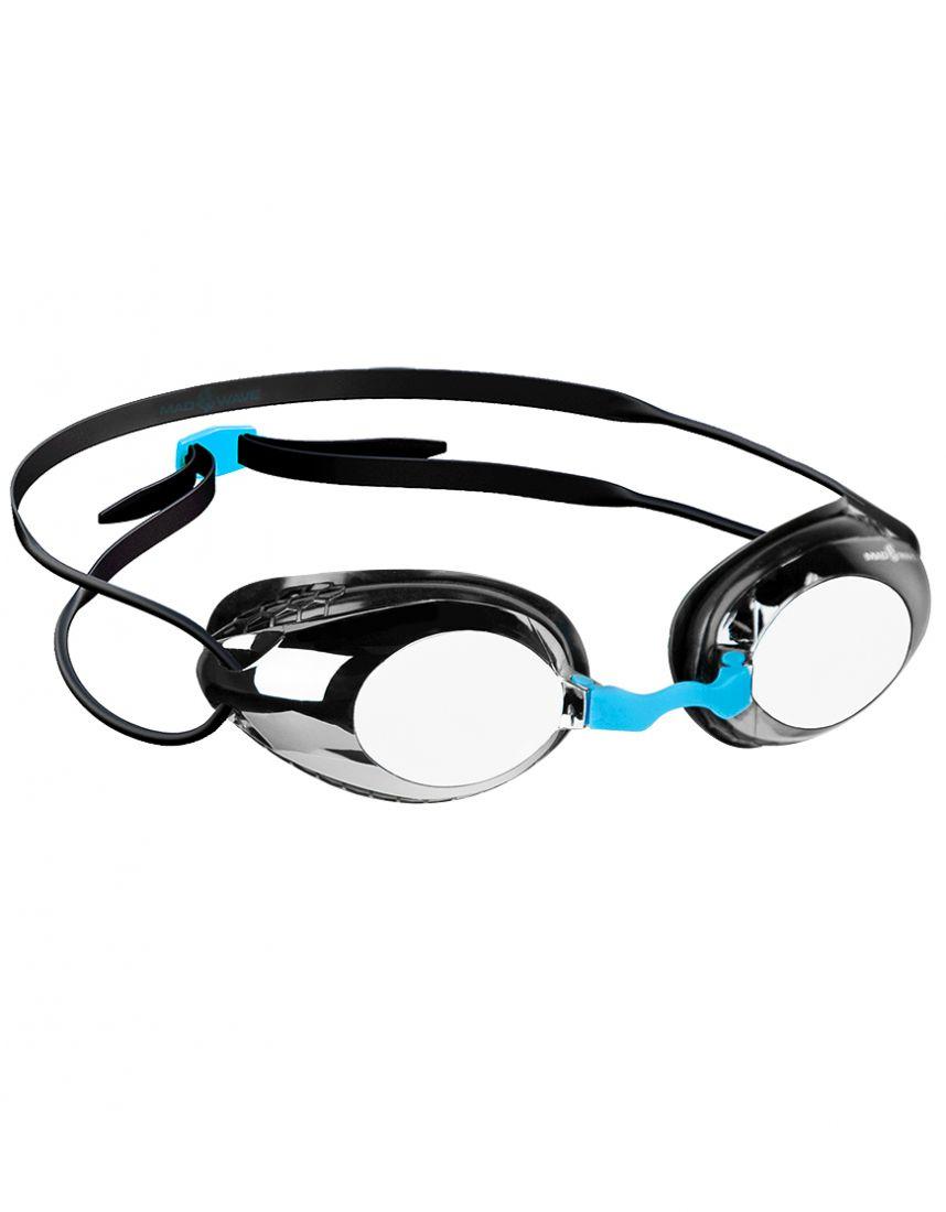 Очки для плавания тренировочные Mad Wave HONEY Mirror