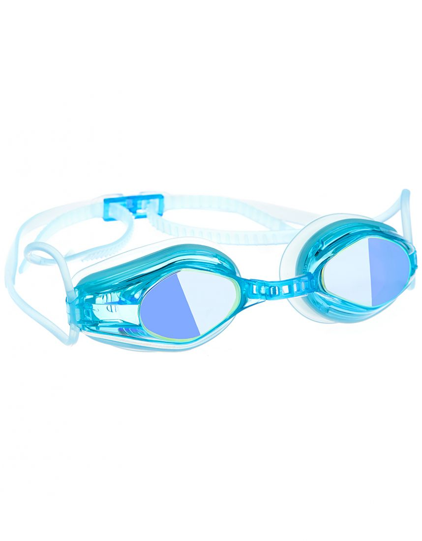 Очки для плавания тренировочные Mad Wave Automatic Mirror Racing II