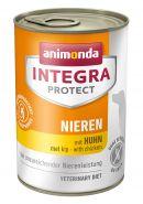 Animonda Integra Renal с курицей  при ХПН 400г