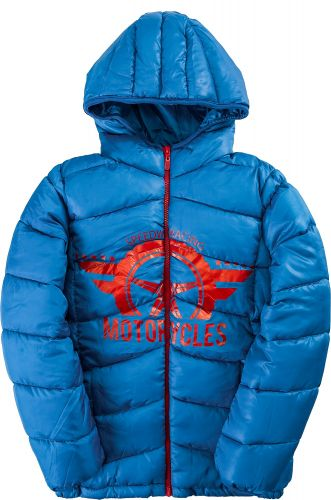 Куртка с капюшоном для мальчика 9-12 лет Bonito OP0412