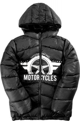 Куртка с капюшоном для мальчика 9-12 лет Bonito OP0413