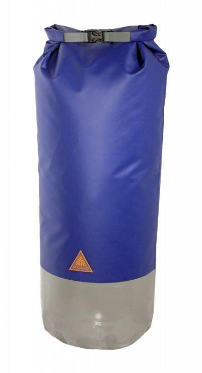 Герморюкзак Woodland Waterproof 60 л. пвх, цвет синий