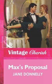 Max's Proposal