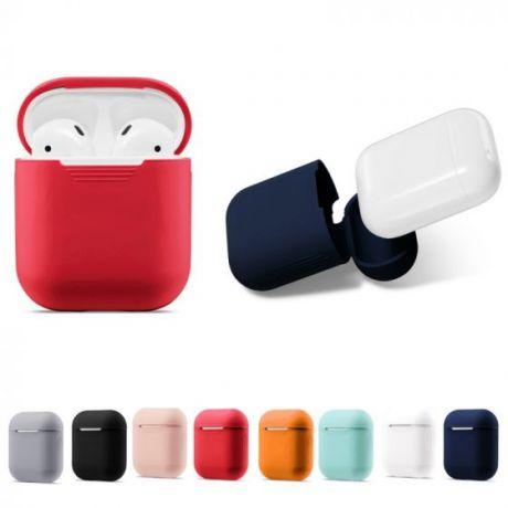 Чехол для Apple AirPods Силиконовый