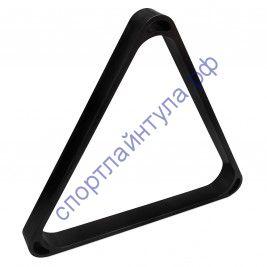 Треугольник Pool Pro пластик черный