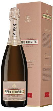 """Champagne Piper-Heidsieck Cuv?e Sublime Demi-Sec (gift box """"Wine store"""")"""