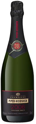 Champagne Piper-Heidsieck Brut Vintage 2008