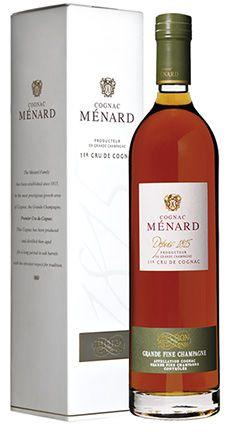 Cognac Menard Selection des Domaines VS (gift box)