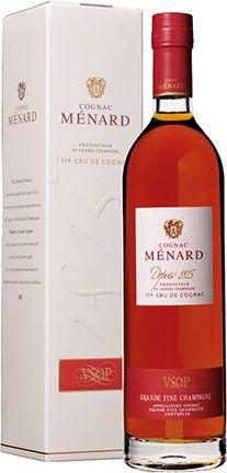 Cognac Menard VSOP (gift box)