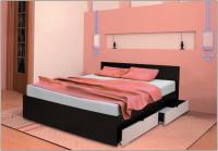 Кровать с ящиками (+Подарок)