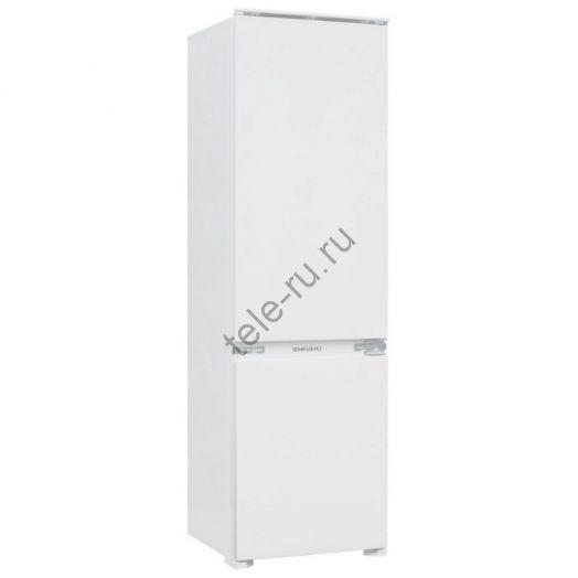 Вcтраиваемый холодильник SHIVAKI BMRI-1774
