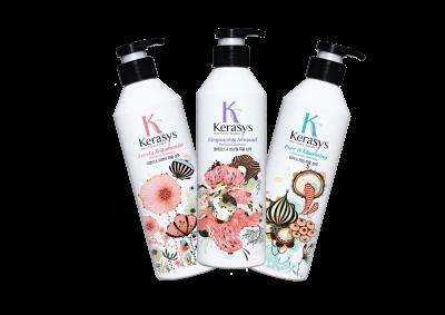 Шампунь для волос парфюмированный Kerasys 600мл