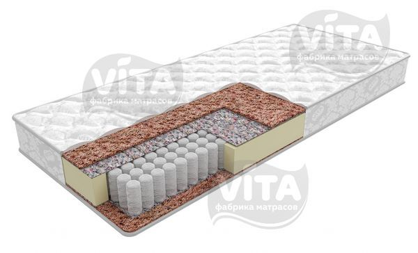 Матрас Cotton Hard 1 PS 500 | Vita