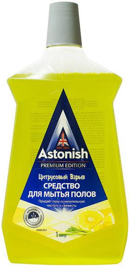 Astonish Средство для мытья полов Цитрусовый взрыв 1 л