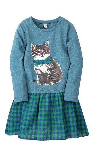 Платье для девочки Bonito 2-5 лет ОР251П3
