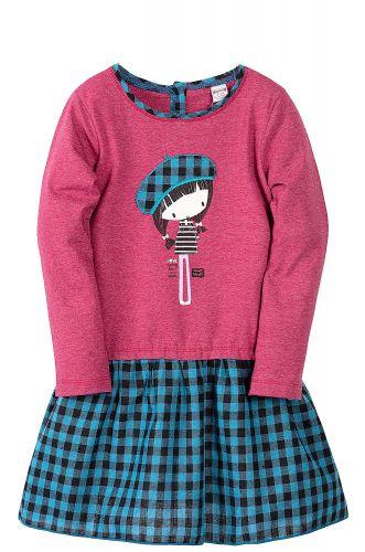 Платье для девочки Bonito 2-5 лет ОР251П4
