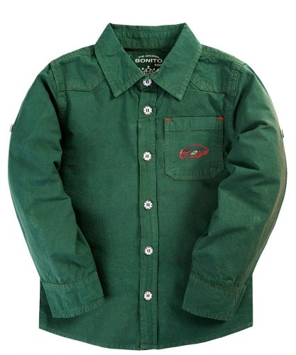 Рубашка для мальчика 2-5 лет Bonito BK821P4