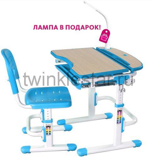 Парта-трансформер регулируемая и стул FUNDESK SORRISO