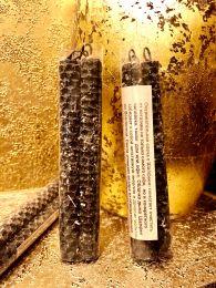 Окуривательная свеча с Шалфеем 3 шт Свечи из вощины.