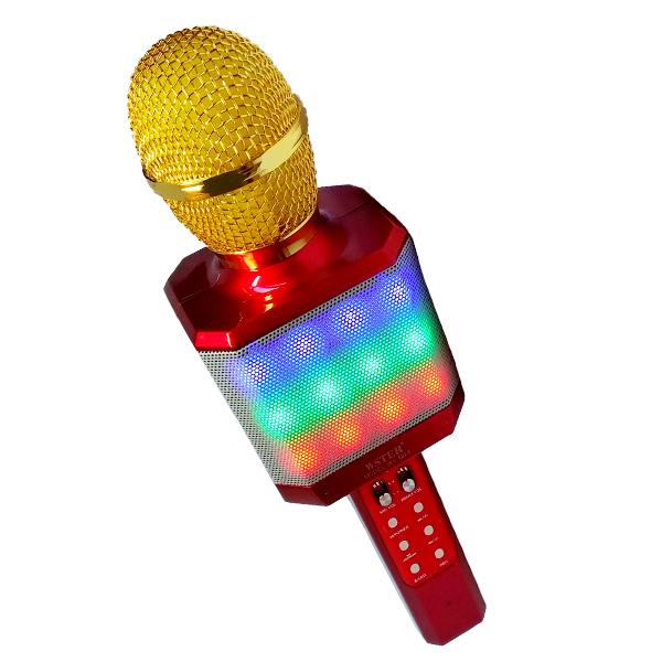 Беспроводной караоке микрофон Wster WS-1828